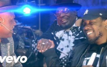 FunkadelicとKendrick LamarとIce Cubeのコラボ