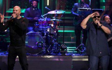 Ice CubeとCommonが仲直り曲「Real People」をライブで披露