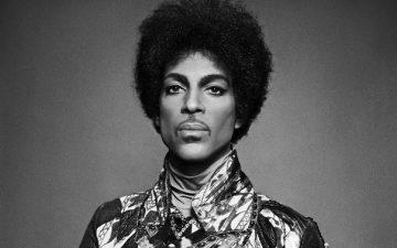 Princeが亡くなる。57歳