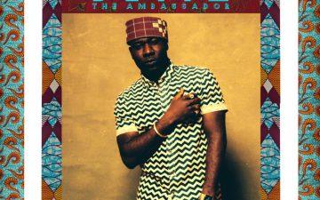 ガーナ出身のラッパー、Blitz the Ambassador