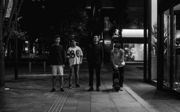 "【English】Experimental Soul Band ""WONK"" from Tokyo"