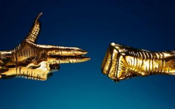 Run The Jewelsが新アルバム「RTJ3」を3週間早く公開するも、サイトのサーバーが落ちる。