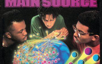 Nasのメンターとしても知られる「Main Source」が25周年を祝い再結成。ラージ・プロフェッサー、Sir Scratch、K-Cut