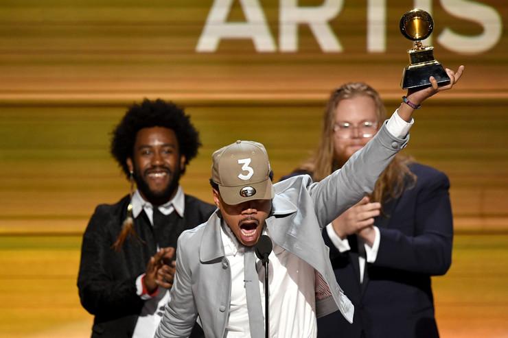 Chance the Rapperとグラミーのできごとから見る「行動」の美学。行動した1人と業界を変えた4万人のヒップホップファン