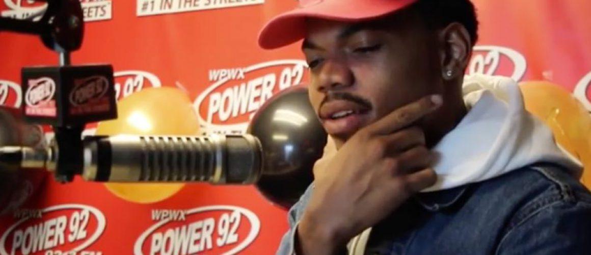 Chance the Rapperがグラミーにてカニエやドレイクに勝ったことについて語る