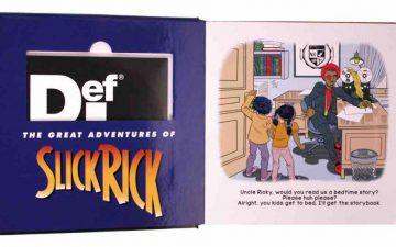 Slick Rick「Children's Story」が実際に絵本になる。この曲に込められたメッセージとは?