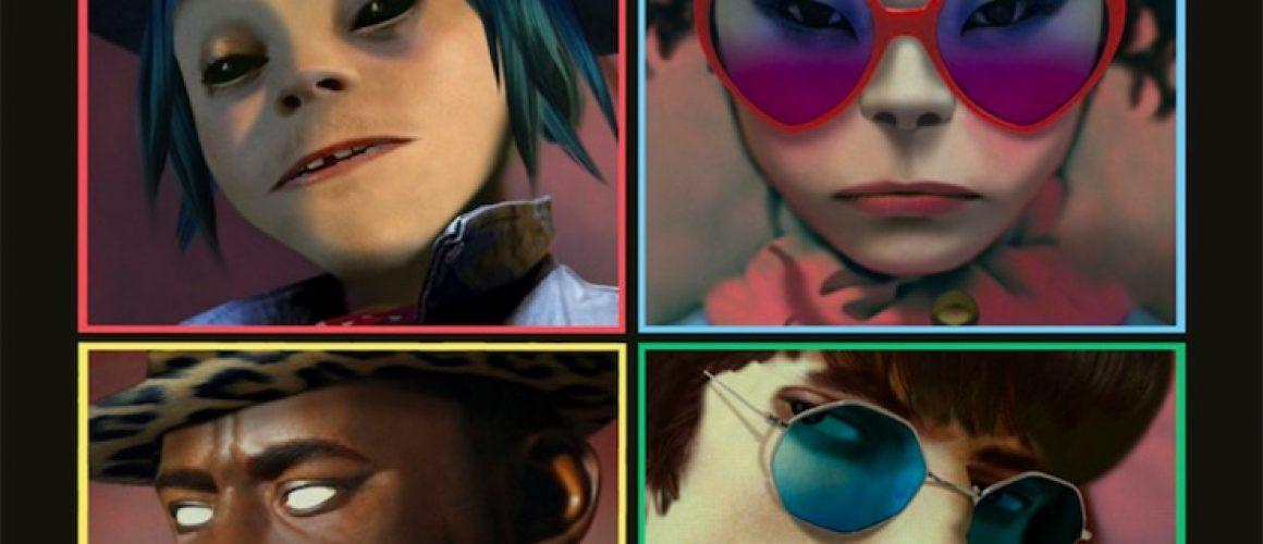 7年ぶりのGorillazのアルバム「Humanz」のタイトルに込められた想いとは?