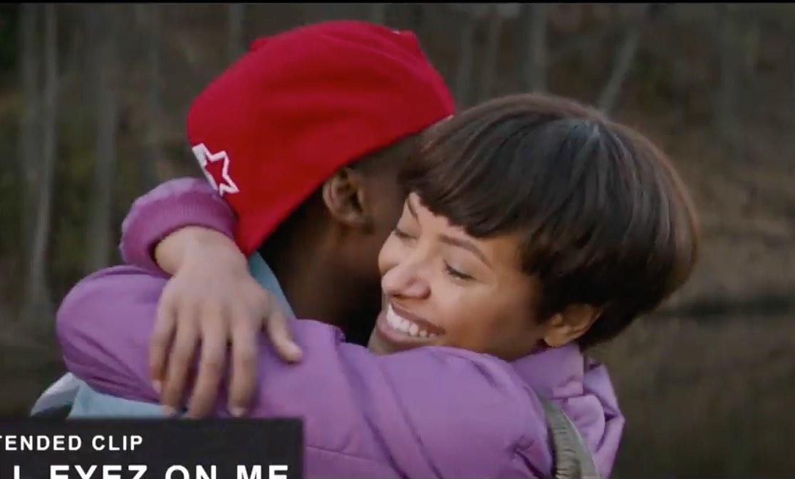 2Pac伝記映画「All Eyez On Me」の新トレイラーから見る2PacとJada(ウィル・スミスの妻)の関係