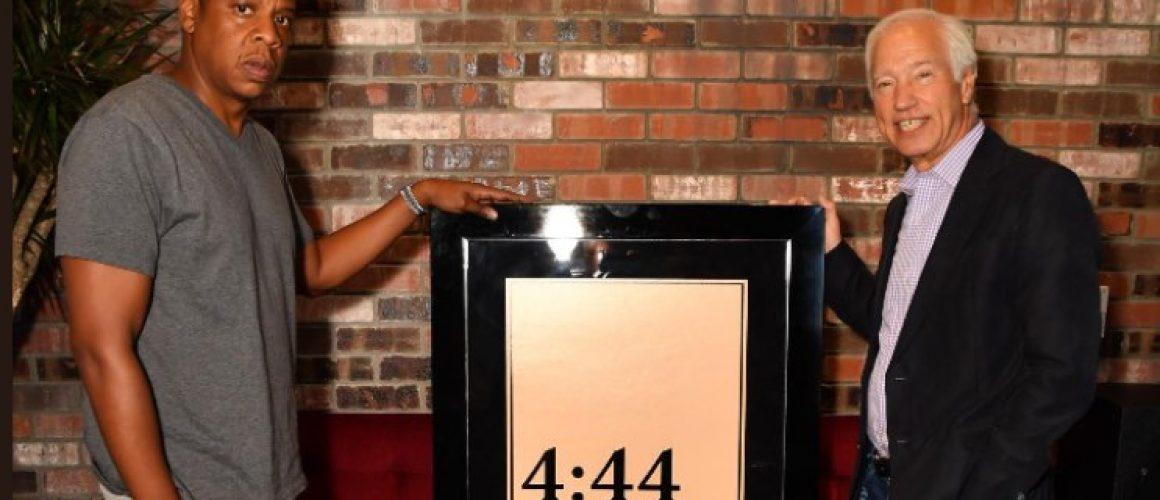 Jay-Zの4:44がリリース5日でプラチナ認定される。そのからくりと理由とは?