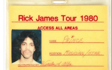 1980年にRick Jamesの前座を努めたプリンスから学べること