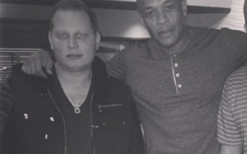 Dr. DreとScott Storchのコンビが復活か!?どのようなプロジェクトをやるのだろうか?
