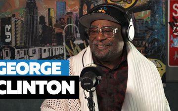 P-Funkの総帥ジョージ・クリントンが選ぶ偉大なロックバンドとラッパーたち。ジミ・ヘンドリックスから受けた影響を語る。