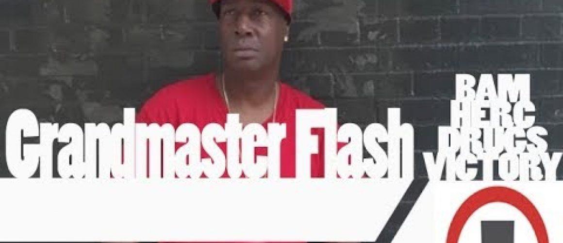 グランドマスター・フラッシュがどのようにドン底から復活したかを語る。自分の「ブランド」を作り直すこととパイオニアとしての責任