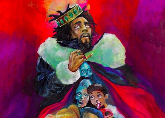 J. Coleの期待の新アルバム「KOD」がリリースされる。こちらでストリーミング!