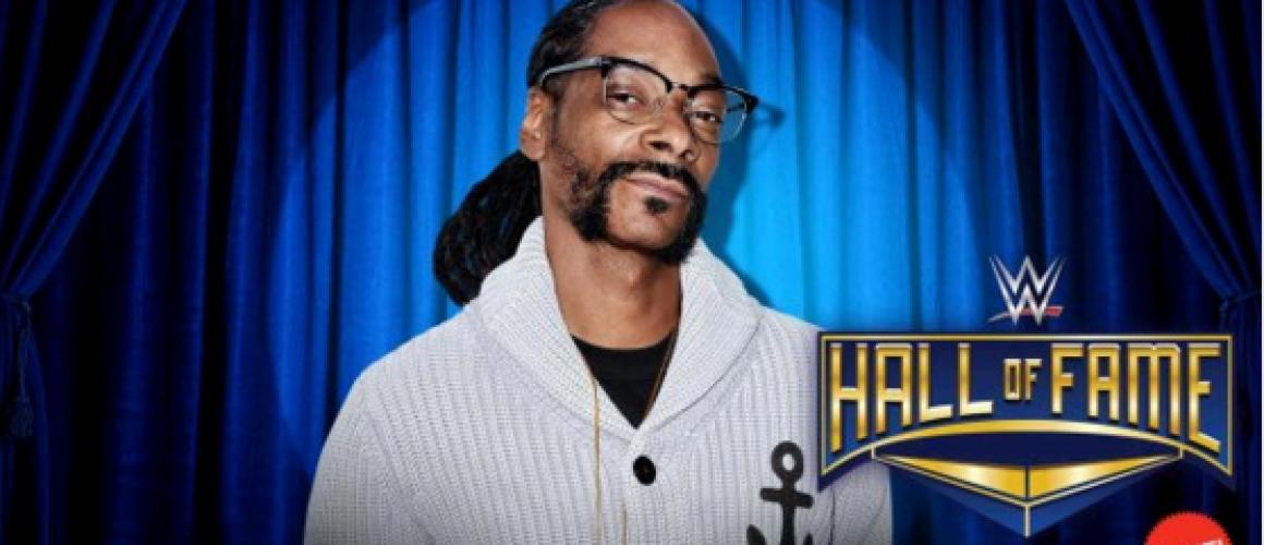 Snoop Doggが米レスリングWWEの殿堂入り【ミュージシャン初】