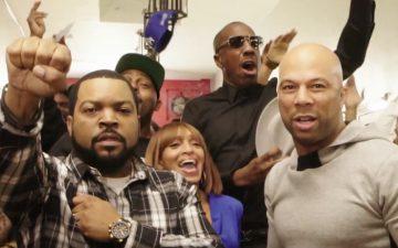 Ice CubeとCommonのコラボ曲、「Real People」のMVが公開!