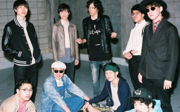 昨年のフジロックROOKIE A GO-GO出演?のumber session tribeがEP発売、MVを公開!