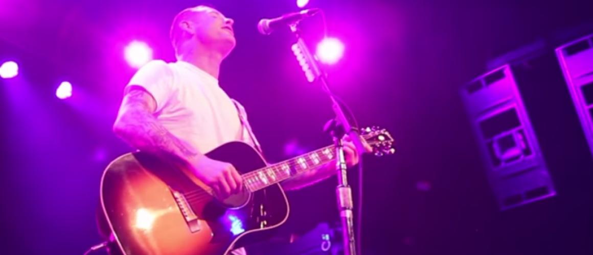 SlipknotのVo.コリーがPrinceのトリビュートとしてカバーを披露