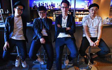 """元PE'Zの門田""""JAW""""晃介が率いるBARBの1stアルバムが10/5に発売!360°で楽しめるショートMVも発表"""
