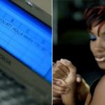ネリー「Dilemma」MVでなぜケリー・ローランドはエクセルでメッセをしていたのか?真面目に考察