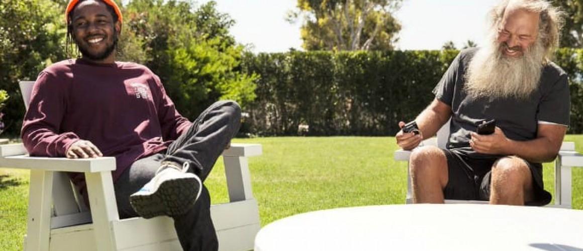 ケンドリック・ラマーとリック・ルービンのインタビューからわかる10のこと