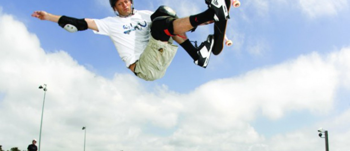 伝説のスケートボーダーのTony Hawkがスケートが上手いと思うラッパーを発表