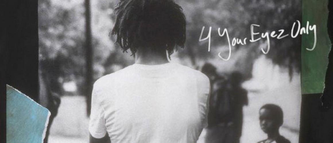 J. Coleの「4 Your Eyez Only」から印象に残ったリリック8つを解説。映画のようなストーリーと最大のオチとは?