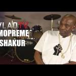 2Pacの兄弟Mopreme Shakurがマドンナと2Pacの交際関係について語る