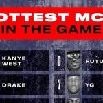 MTVが選んだ「今年最も熱かったMCたち10人」に米ラップファンがお怒り