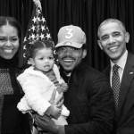 Chance The Rapperが娘の写真を初公開。Chanceにそっくり!