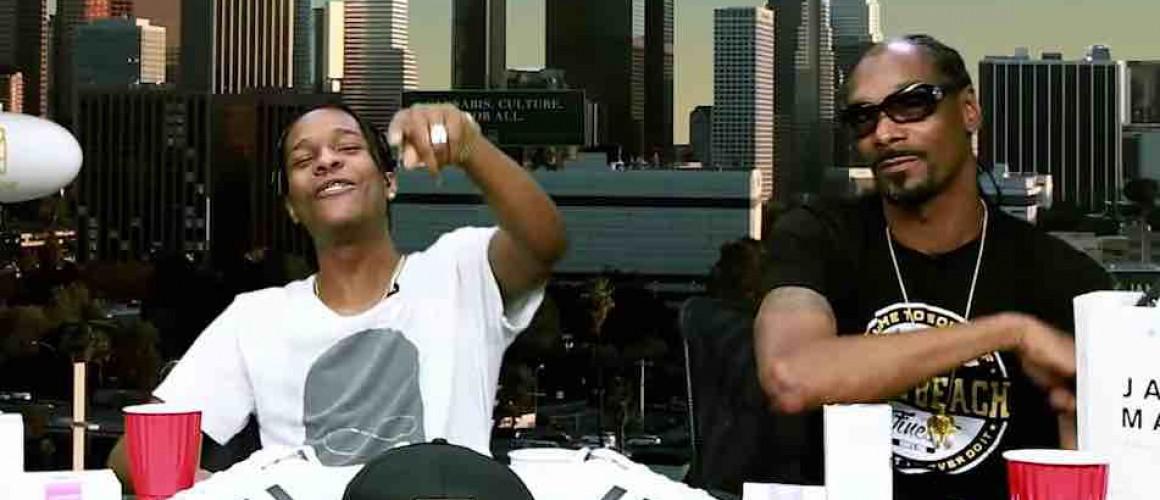 MTVのクリエイティブディレクターに就任したA$AP RockyはどうMTVを変えるのだろうか?