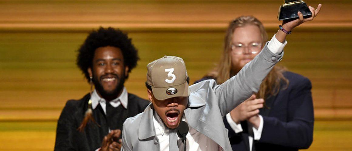 【祝】Chance the Rapperが3部門グラミー賞を受賞!彼の受賞スピーチを翻訳!「インディペンデント」とは?
