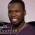 50 Centがデビュー直前に9発撃たれた事件について語る。