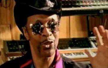 P-Funkのブーツィー・コリンズが教えるファンクの作り方
