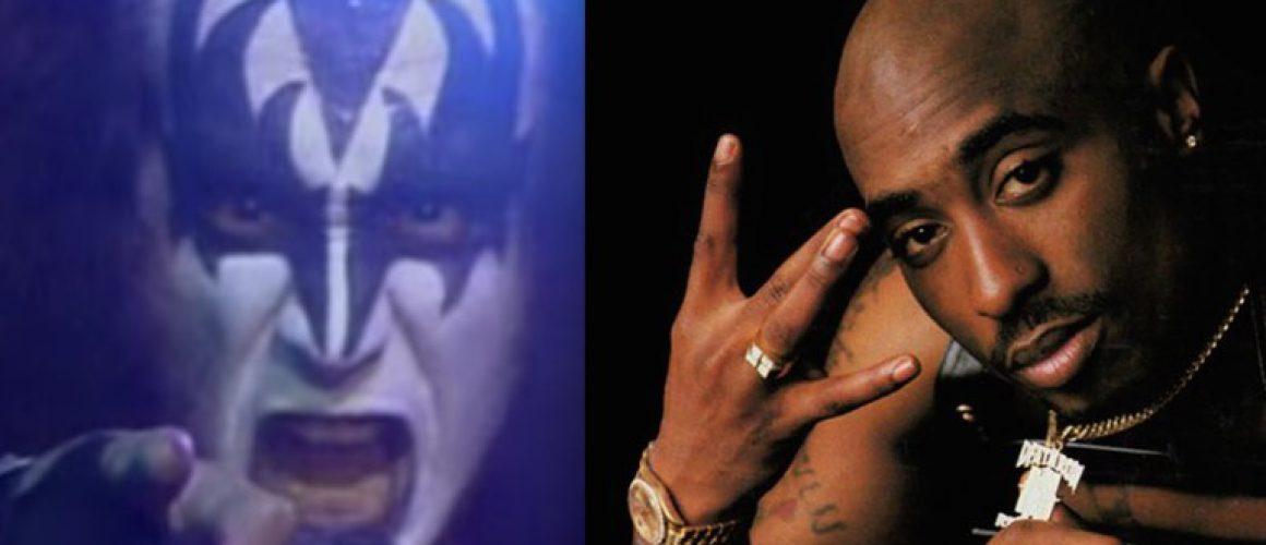 2Pacのロックの殿堂入りのタイミングでKissのジーン・シモンズが再び物申す。「ロック」について考える