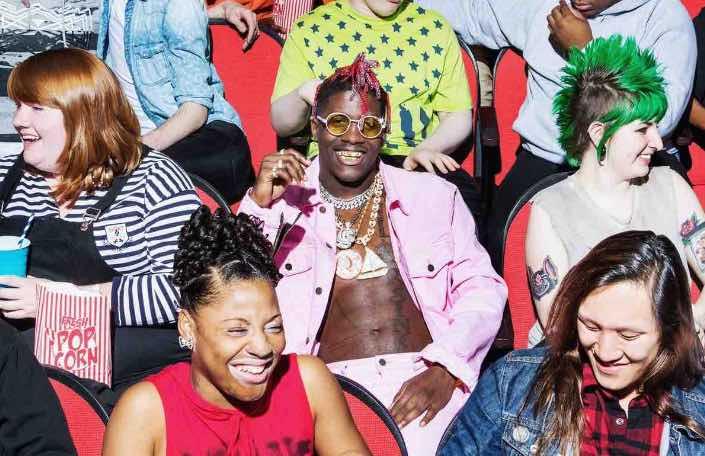 Lil Yachtyのデビューアルバムのカバーが話題と批判を集める理由