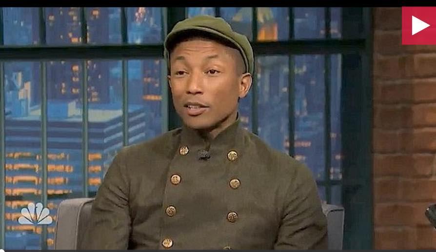 Pharrell Williamsとマクドナルドのお話【モチベーションストーリー】