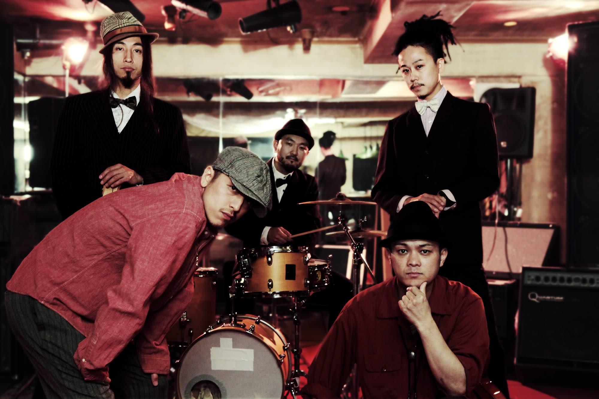 【Interview】日本最高峰のヒップホップバンド「韻シスト」インタビュー【Part1】STUDIO韻シスト、COCOLO BLAND、クリエイティブプロセスについて