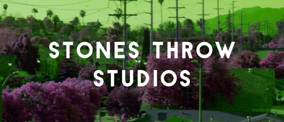 Stones Throwがレーベルのスタジオを紹介する映像がテンション上がる。所属アーティストたちが語る!
