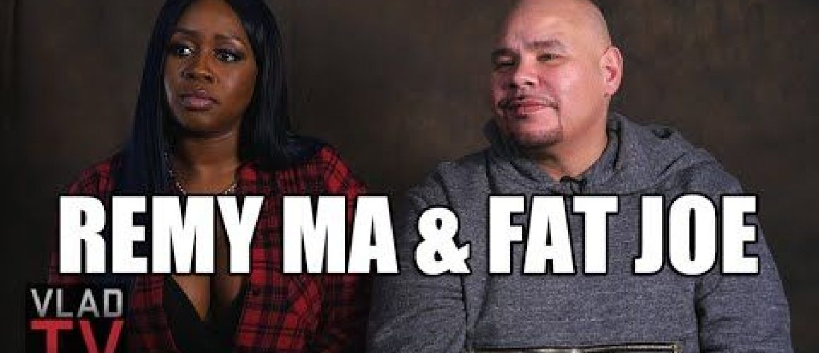 Fat Joeが人生で一番後悔していることは!?エミネムとの関係性