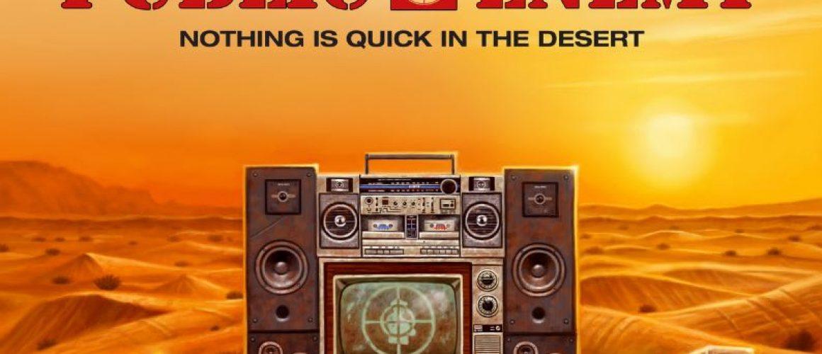 【レビュー】Public Enemyの新アルバムは「熱さ」と「愛」を感じる作品。「Nothing is Quick in the Desert」を一聴レビュー!