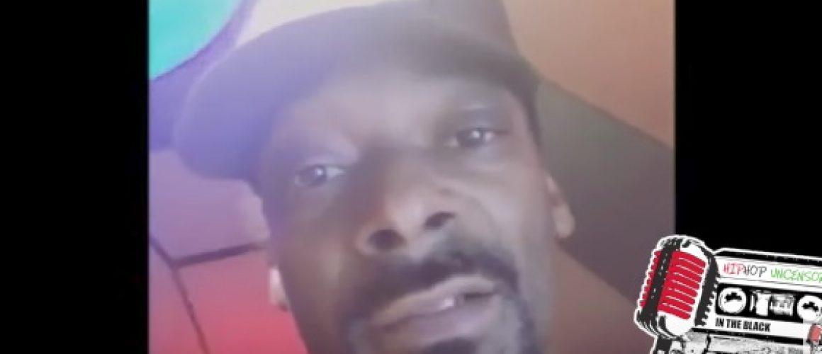 Snoop Dogg「Tidal入ってないからJay-Zの4:44をブートレグした」良いことを言うがちょっと矛盾する