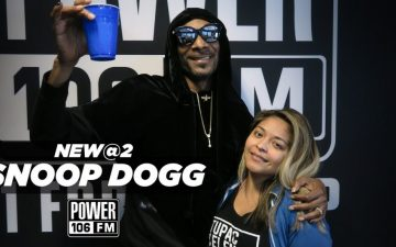 若手にアドバイスをするアンクル・スヌープにとって、アンクルとなった存在は?Snoop Doggの若手へのアドバイス