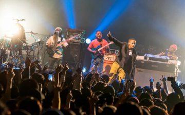 【インタビュー】The Internet来日公演ショートインタビュー!インスピレーションを保ち、壁を乗り越えるグラミーノミネートバンド