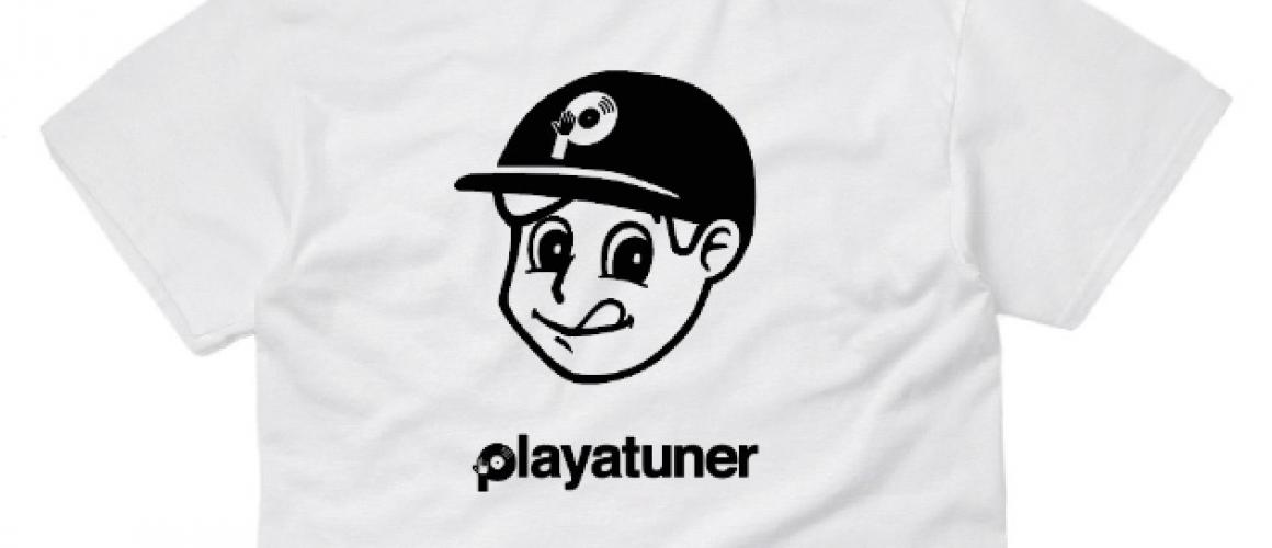 【復活】Playatuner新作Tシャツが発売開始!
