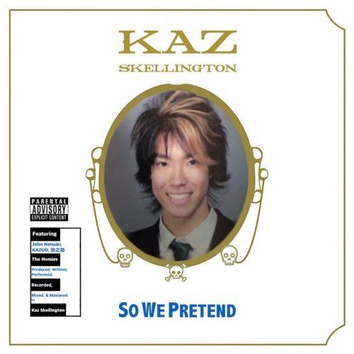 Playatuner代表であるKaz Skellingtonが自身の27歳の誕生日である2019年2月23日にリリースするフルアルバム。1stシングル「So I Pretend I Never Met You」、そして2ndシングルとなる予定の「Underwater Disco」も収録。作詞作曲編曲だけではなく、レコーディング/ミックス/マスタリングも自身で手がけ、構想から1ヶ月半でリリースに至った作品。ジャケットはKaz Skellingtonが生まれた年である1992年に、当時同じく27歳であったドクター・ドレーがリリースした名盤「The Chronic」のオマージュ。ゲストにはJohn Natsuki、NY在住のラッパーKAZUO,AFRO PARKERの弥之助に参加をして頂くことができ、大きく感謝します。   また、今までは自身のリリックの和訳/解説は行ってこなかったが、この特設ページにて今作の楽曲の解説を、複数日にわけてアップする予定だ。和訳ではライムスキームや詩的表現が伝わらず、直接的な表現になってしまうことを懸念し、今まで解説を書くことは避けてきたが、この度は新たな試みとして書いてみた次第だ。   ケンドリック・ラマー、スヌープ・ドッグ、Nas等の国内盤ライナーノーツを手がけたKaz Skellingtonが書くセルフ・ライナーノーツは3月1日に公開予定。