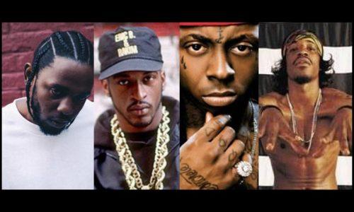 【第一弾】グレイテストラッパーは誰だ!?ラッパーたちの偉大なポイントを解説!Rakim、Lil Wayne、Andre 3000、ケンドリック・ラマー