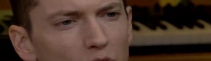 辞書「Orangeでライムするのは不可能」エミネム「そんなことない」単語Orangeで踏んでいる彼のライム解説